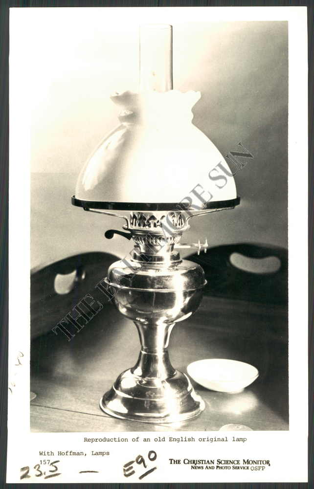 Baltimore Sun Photo Archive Photo of Lamps ( ADH-024-BS ) at Sears.com